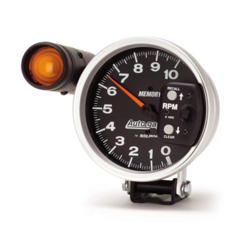 ATM233906, 5IN AUTO GAGE MONSTER TACH W/LIGHT & RECALL