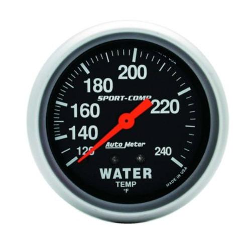 ATM3432, 120-240 WATER TEMP GAUGE
