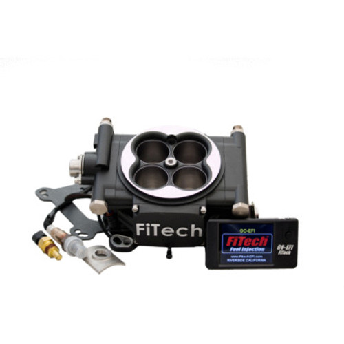 GO EFI 4 600HP BASIC KIT MATTE BLACK