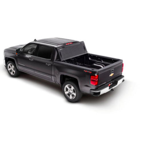 BAK226120, Tonneau Cover; BAKFlip G2; Hard Folding; Lockable Black