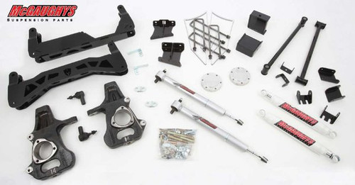 """MGY50723, McGaughey's, 7"""" BASIC LIFT KIT FOR 2007-2013 GM TRUCK 1500 (4WD)"""