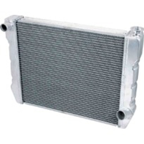 ALL30012, Radiator, 26 in W x 19 in H x 2-1/4 in D, Single Pass, Driver Side