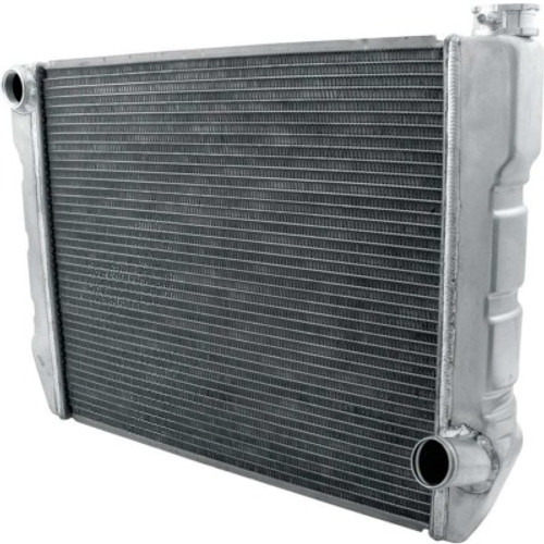 ALL30048, Radiator, 31 in W x 19 in H x 2-1/4 in D, Triple Pass, Driver Side
