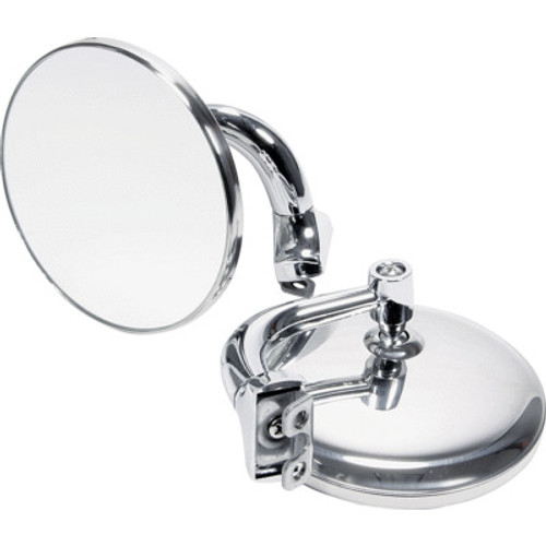 ALL76401, 4IN PEEP MIRROR 1PR
