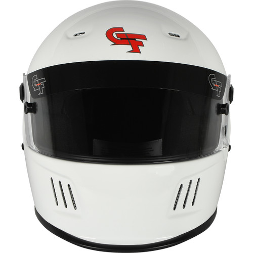 GFR13010XLGWH, Helmet, Rift, Full Face, Snell SA2020, Head and Neck Support Ready, White, X-Large, Each