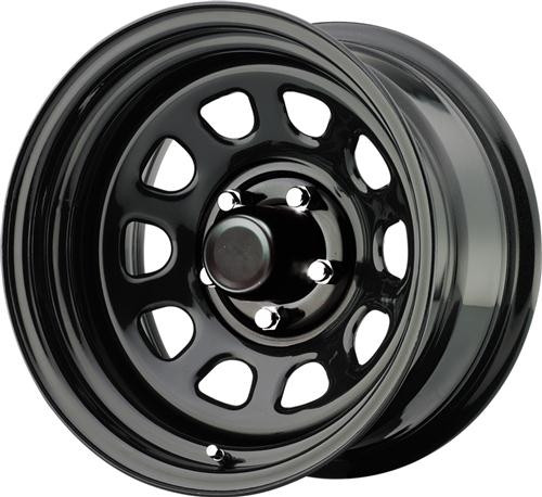 EXP51-7981, Rock Crawler Series 51, 17x9 with 8 on 6.5 Bolt Pattern