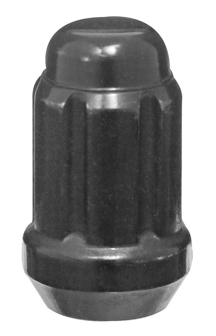 WSWW1015SB, BLACK 12mm X 1.5 SPLINE DRIVE LUG NUTS
