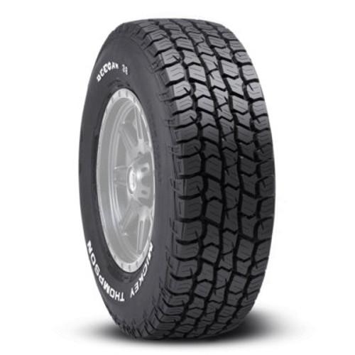 MIC90000029616, Tire, Deegan 38 All Terrain, 265 / 70R-17, Radial, 3195 Max Load, White Letter Sidewall, Each