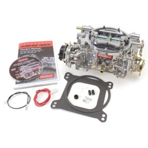 EDE9906, Carburetor, Performer, 4-Barrel, 600 CFM, Square Bore, Electric Cho
