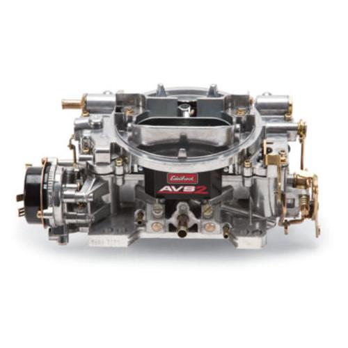 EDE1906, EDELBROCK,,Carburetor, AVS2, 4-Barrel, 650 CFM, Square B