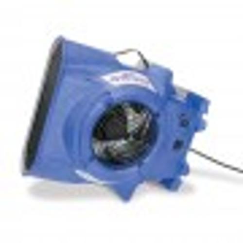 FLECFM1000, FLEXALITE,,Blower Fan, Single Speed, 900 CFM, 110V, 1