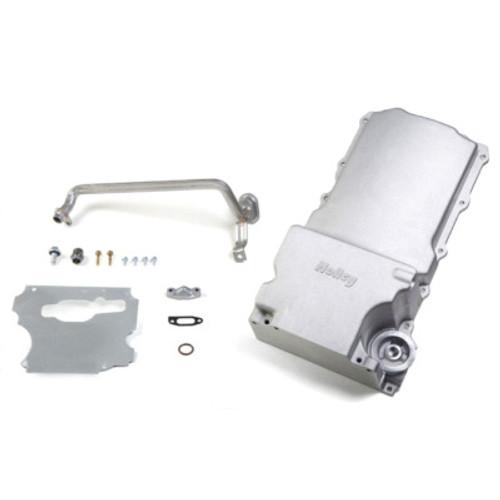 HLY302-1, Engine Oil Pan, Retrofit, Rear Sump, GM LS-Series