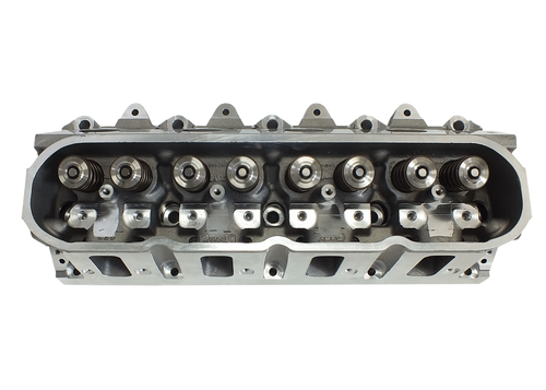 DRT11030153, Cylinder Head, Pro1 LS 15 Degree, Assembled, 2.16 / 1.60 in Valve, 280 cc Intake, 68 cc Chamber, 1.295 in Springs, Aluminum, GM LS-Series, Each