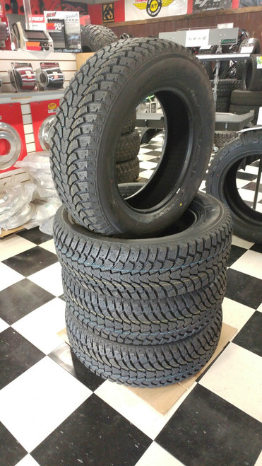 TIRATAH4109, ANATRES GRIP 60 SNOW & ICE, 235/65R-17