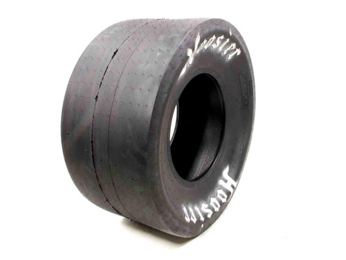 HOO18140D06, Tire, Drag Slick, 28.0 x 9.0-15, Bias Ply, D06 Compound, White Letter Sidewall, Each