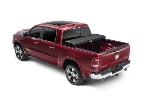 EXT83421, Tonneau Cover, Solid Fold 2.0, 5.58 ft Bed, Dodge Fullsize Truck New-2019, Kit