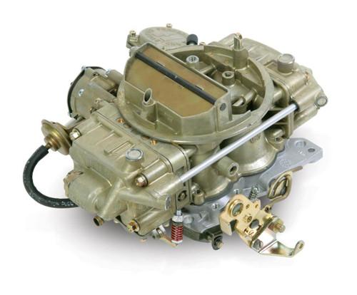 HLY0-80555C, Carburetor, Model 4175, 4-Barrel, 650 CFM, Spread Bore, Electric Choke, Vacuum Secondary, Single Inlet, Chromate, Each