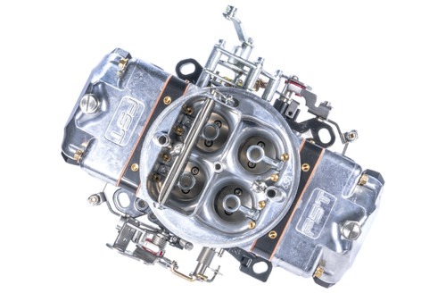 FSC41650P-3, Carburetor, RT Plus, 4-Barrel, 650 CFM, Square Bore, Manual Choke, Manual Secondary, Dual Inlet, Polished, Each