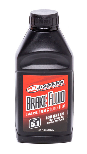 MXO80-82916 DOT 5.1 Standard Brake Fluid 16.9oz/24