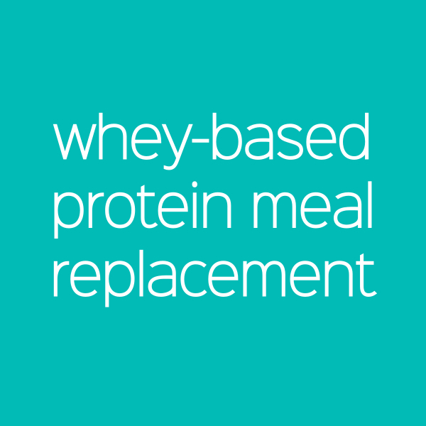 Whey-Based Protein Meal Replacement