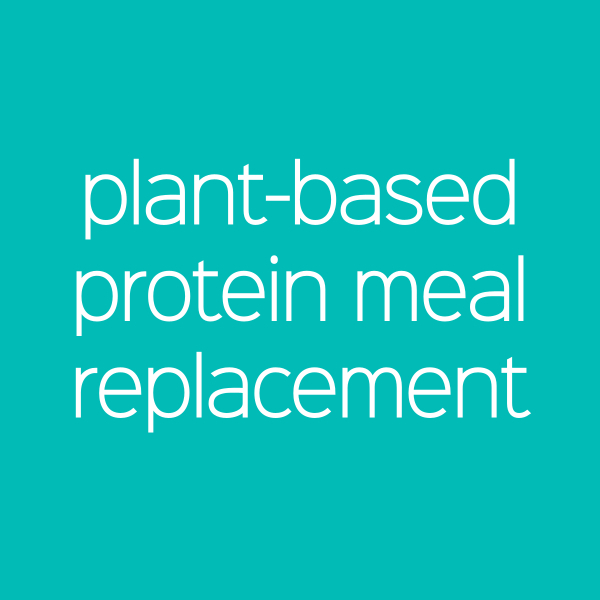Plant-Based Protein Meal Replacement