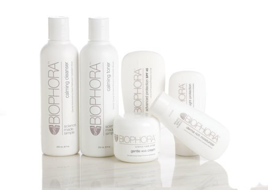 Skin Care (Biophora) Professional Product Line
