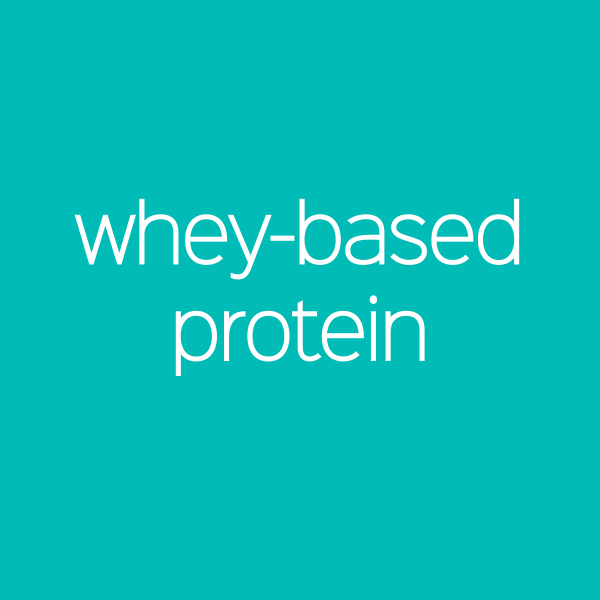 Whey-Based Protein