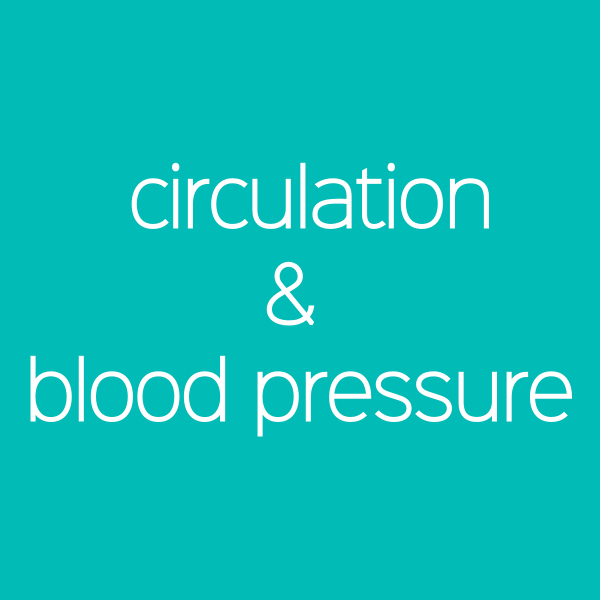 Circulation & Blood Pressure
