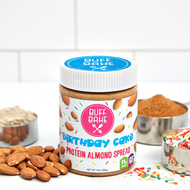 Protein Almond Spread