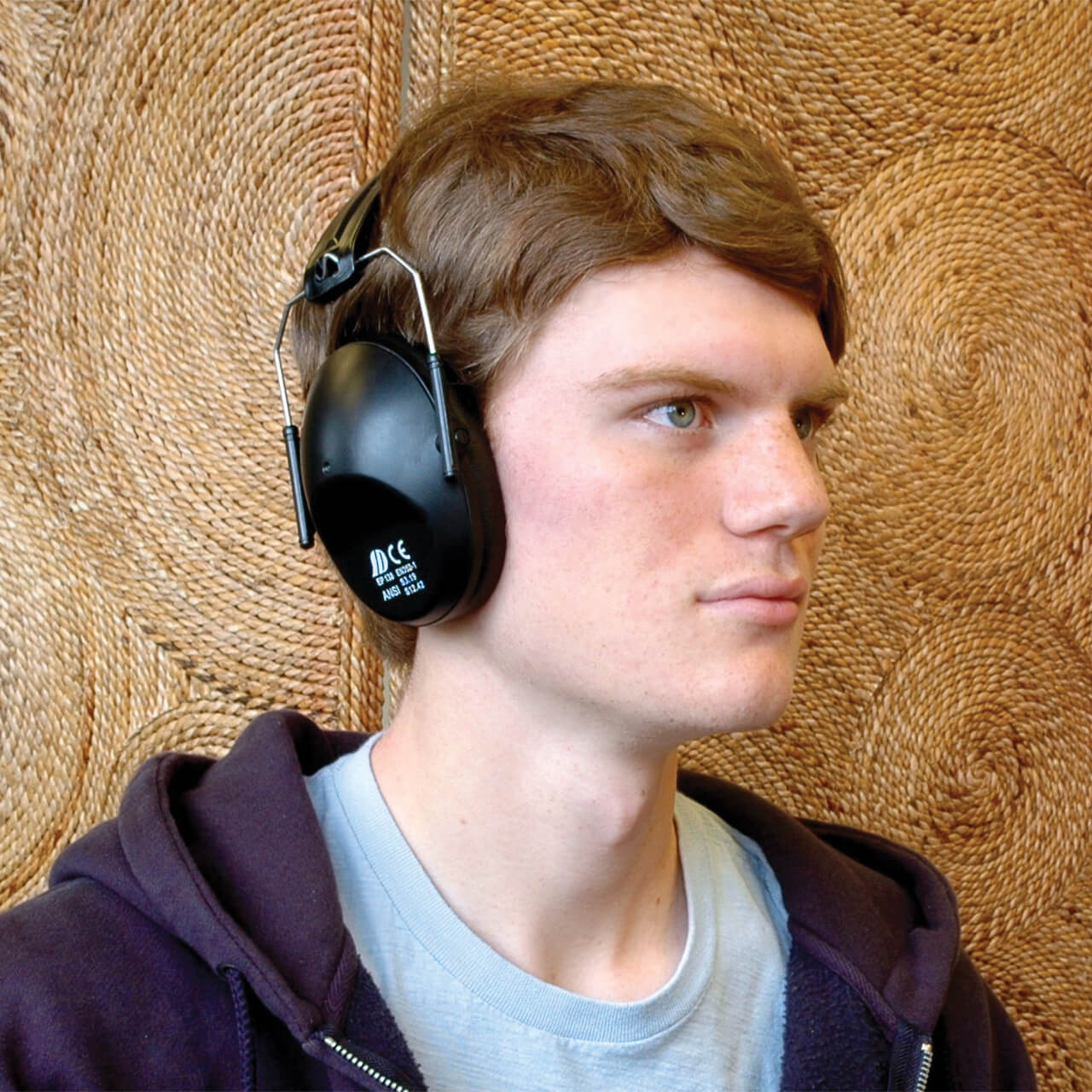 Autism Headphones: Noise Reduction Earmuffs for Kids and Teens