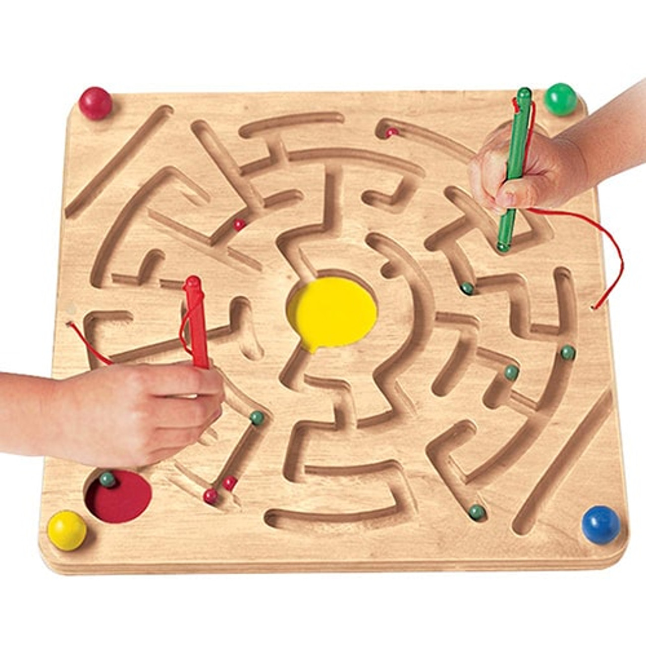 Find Board magnetic maze board