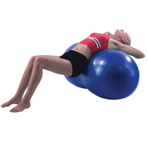 Peanut Ball Anti Burst Therapy Ball Peanut Shape For