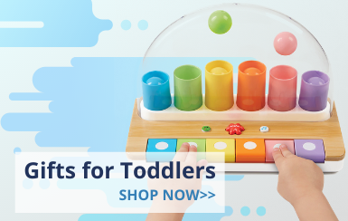 Gifts for Toddlers with Autism