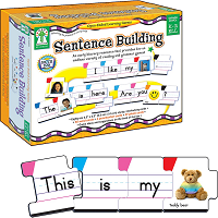 Sentence Building Game