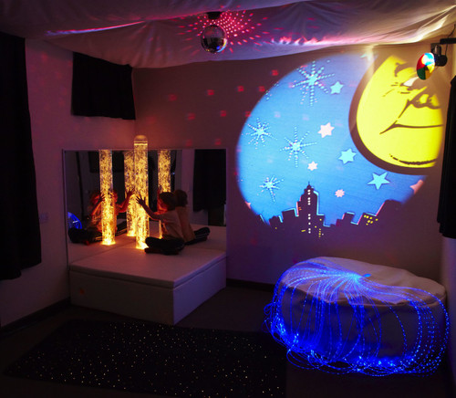 Easily Create A Calming Sensory Room With This All