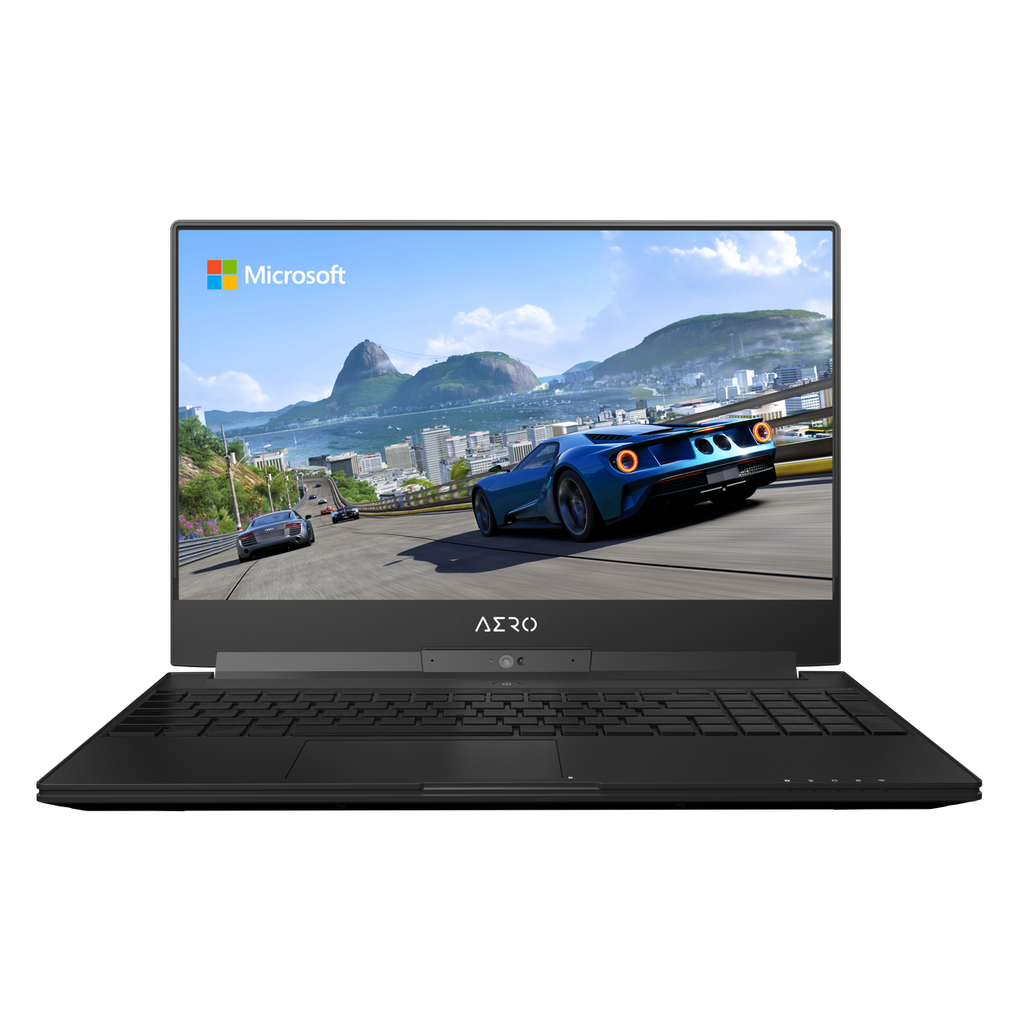 GIGABYTE Aero 15X v8-BK4 Core i7-8750HK NVIDIA GeForce GTX 1070 Memory 16GB SSD 512GB Win 10 High End 15.6'' FHD 144Hz