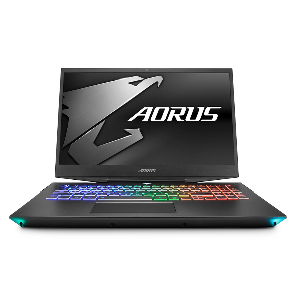 "AORUS 15-X9-RT4AD Core i7-8750H NVIDIA GeForce RTX 2070 Memory 16GB Intel SSD 512GB HDD 1TB Win10 15.6"" FHD LG IPS 144Hz Gaming Laptop"