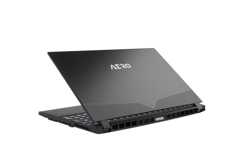 AERO 15 OLED XA-9US5130SP UHD AMOLED i9-9980HK NVIDIA GeForce RTX 2070 Max-Q GDDR6 8GB 16GB RAM 512GB M.2 PCIe SSD Windows 10 Pro Gaming Laptop