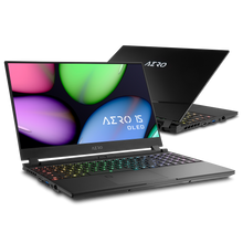 AERO 15 OLED WA-7US5130SP UHD AMOLED i7-9750H NVIDIA® GeForce RTX™ 2060 GDDR6 6GB 16GB RAM 512GB M.2 PCIe SSD Win 10 Pro Gaming Laptop
