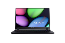 AERO 17 HDR YA-7US4450SQ UHD HDR i7-9750H NVIDIA® GeForce RTX™ 2080 GDDR6 8GB 32GB RAM 1 TB M.2 PCIe SSD Win 10 HOME + Office 365