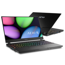 [Refurbished] AERO 15 SA-7US2130SH FHD 240Hz i7-9750H NVIDIA® GeForce GTX 1660 Ti GDDR6 6GB 16GB RAM 512GB M.2 PCIe SSD Win 10 Creator Laptop