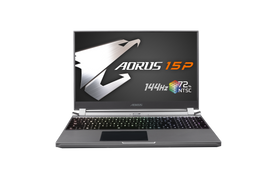 "AORUS 15P WB-7US1130SH 15.6"" 144Hz FHD i7-10875H RTX 2070 MAX Q GDDR6 8GB 8GBx2 DDR4 M.2 PCIe 512GB SSD Win10 Home"