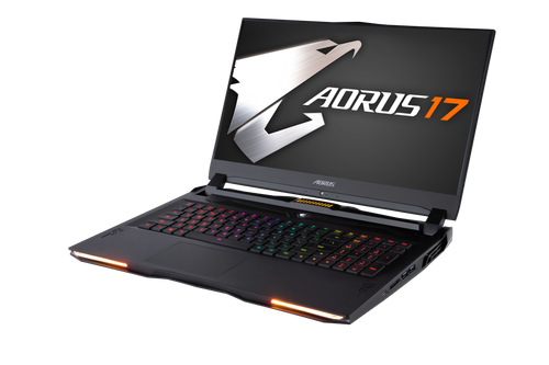 "[Refurbished] AORUS 17 YA-7US2150SH 17.3"" 240Hz FHD i7-9750H RTX 2080 GDDR6 8GB 16GB RAM 1TB SSD Win10"