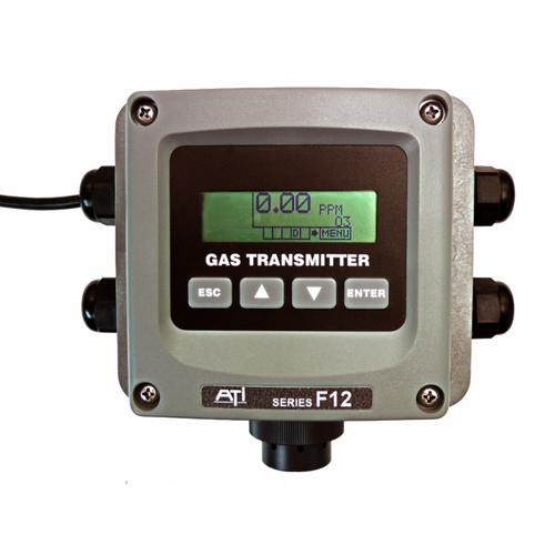 F12 : Rugged Ozone Monitor and Controller
