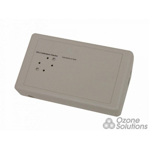 OG-3 : 1.0 PPM : Ozone Sensor Checker 30 Day Rental