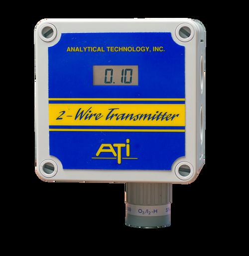 B12: Gas Transmitter