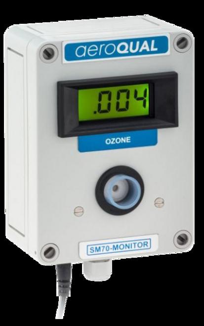 SM-70 : Ozone Monitor/Controller