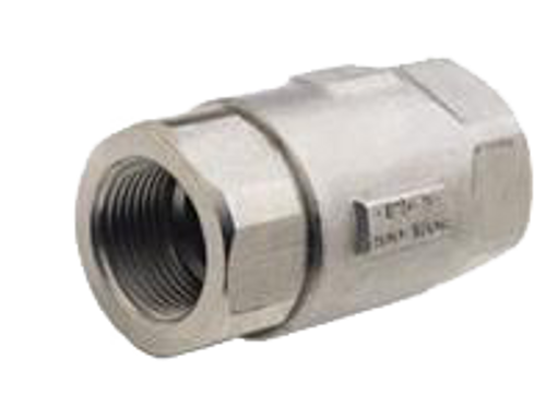 CVST-18 : Stainless Steel Ozone Compatible Check Valve