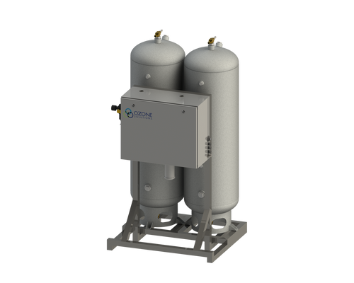 OXGS: Oxygen Concentrator