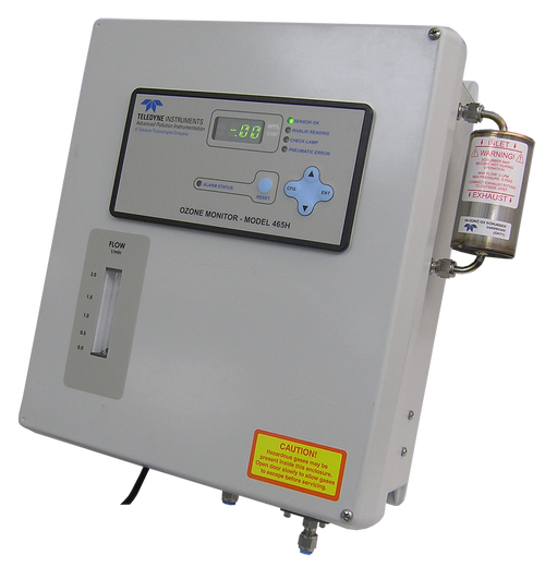 API-465L (Refurbished) : Low Range Ozone Analyzer - Nema enclosure with 6 Channel option